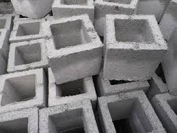 Gạch Block MS008 ( Màu trắng )