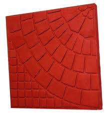 Gạch lát Đất Việt Ms003 ( Màu đỏ )