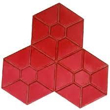 Gạch vỉa hè MS004 ( Màu đỏ )