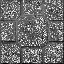 Gạch vỉa hè MS011 ( Màu đen )