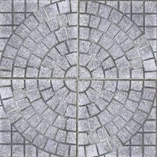 Gạch vỉa hè MS015 ( Màu trắng )