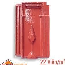 Ngói lợp Hạ Long MS002 ( Màu nâu đỏ )