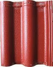 Ngói lợp Hạ Long MS003 ( Màu nâu đỏ )