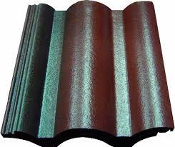 Ngói màu Đồng Tâm MS013 ( Màu đen )