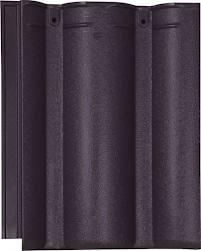 Ngói màu Lama MS007 ( Màu đen )