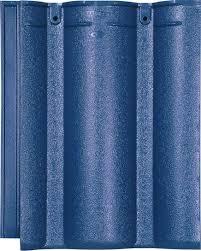 Ngói màu Lama MS015 ( Màu xanh dương )