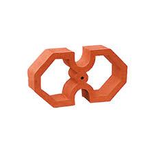 Ngói tiểu Đồng Nai MS002 ( Màu đỏ )