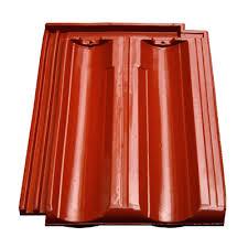 Ngói tráng men Đồng Nai MS011 ( Màu đỏ )