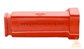 Ngói tráng men bát tràng MS003 ( Màu đỏ )