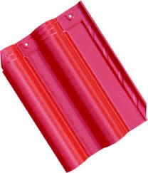 Ngói tráng men Prime MS002 ( Màu đỏ )
