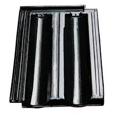 Ngói tráng men Prime MS007 ( Màu đen )
