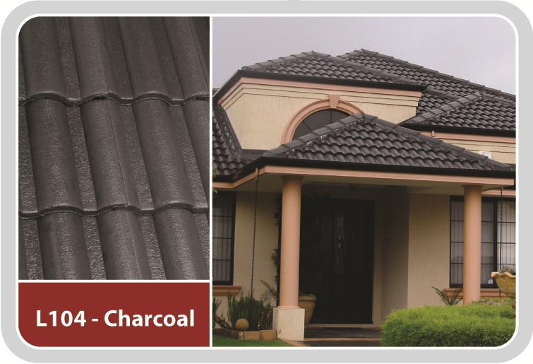 Mái ngói Thái với màu sắc hài hòa luôn mang đến vẻ đẹp hoàn hảo, trang nhã cho ngôi nhà bạn