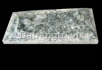 Đá trang trí Da Boc Xanh Ngoc 10 X 20 MS009