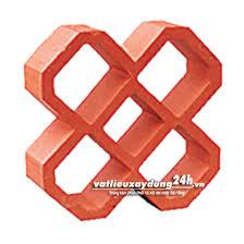 Gạch Đồng Nai MS009 ( Màu đỏ )