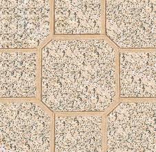 Gạch vỉa hè MS010 ( Màu vàng )
