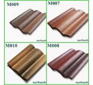 Ngói Nakamura hai màu MS011 ( Nhiều màu)