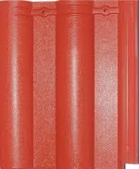 Ngói Nippon MS004 ( Màu đỏ )