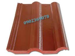 Ngói màu DIC MS008 ( Màu nâu )