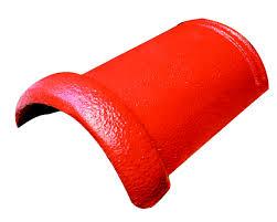 Ngói màu Lama MS002 ( Màu đỏ )