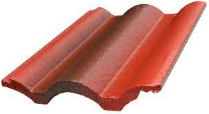 Ngói màu Lama MS013 ( Màu đỏ )