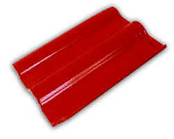 Ngói men VIGLACERA thăng long MS007 ( Màu đỏ )