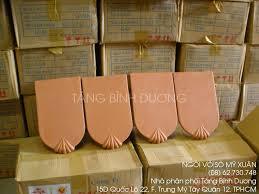 Ngói nóc Đồng Nai MS009 ( Màu đồng )