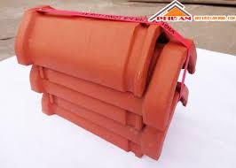 Ngói tiểu Đồng Nai MS009 ( Màu đỏ )