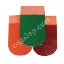 Ngói tráng men Mỹ Ý MS003 ( Màu cam , xanh lá , đỏ )
