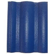 Ngói màu sóng lớn Mỹ Xuân MS003 ( màu xanh )