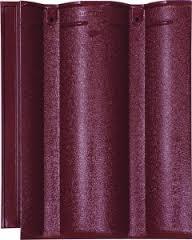 Ngói màu sóng lớn Mỹ Xuân MS005 ( màu tím )
