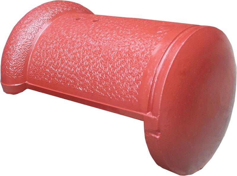 Ngói Cuối nóc Nippon (màu đỏ)